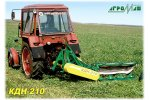 Model KDN-210 - Mounted Disk Mower