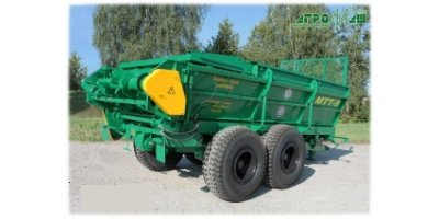 Model MTT-9 - Manure Spreader