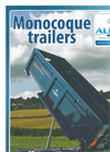 Model EVO - Monocoque Cargo Trailer Brochure