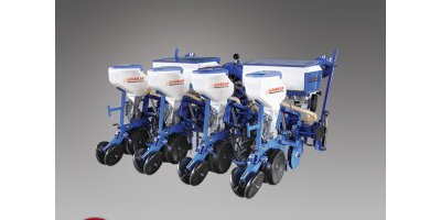 Alparslan - Disc Type Pneumatic Precision Seed Drill