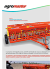 Agromaster - Model BM Series - Trailed Seed Drill Brochure
