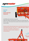 Erkul - Disc and Axle Tine Mounted Seed DrillsBrochure