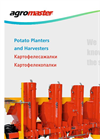 Model 0PD 2 & 4 - 4-Row Potato Planter Brochure
