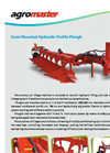 Haya - 146-95 - Semi Mounted Hydraulic Profile Ploughs  Brochure