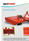Model YSP - Horizontal Straw Chopper Brochure