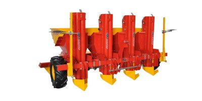Agromaster - Model 0PD 2 & 4 - 4-Row Potato Planter