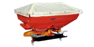 Firtina - Model 900, 1200 and 1500 - Mounted Fertilizers Spreaders