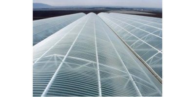 DynaGlas - Clear Corrugated Polycarbonate