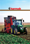 HARMAK Disc Mower DM - 200 Brochure