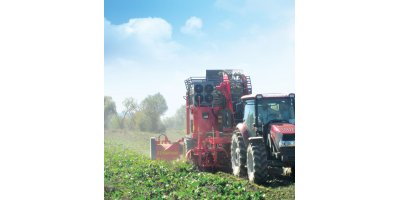 Harmak - Model PHM Double - Double Row Sugar Beet Harvester