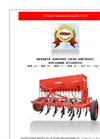 Model YAY 15 - 15 Row Spring Loaded Tread Mechanical Planting Machine Brochure