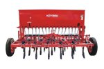 Model YAY 17 - 17 Row Spring Loaded Tread Mechanical Planting Machine