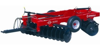 Gobley - Model V Type - Heavy-Duty Piston Disc Harrows