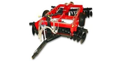 Gobley - Model X Type-Curve Piston - Lightweight Piston Disc Harrows