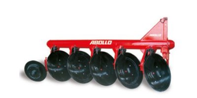 Model TYP - 3 - 4 - 5 - Disc Ploughs