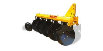 Model TYP - AD 2 - 3 - 4 - 5 - Disc Ploughs