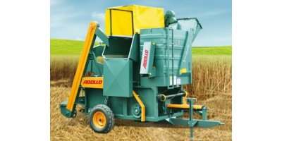 THRESHER - Model TYD 1200 - Multi Purpose Mobile Harvester Machines