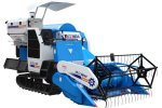 Model 4LZ-2.0B  - Vertical-Axile Whole-Feed Combine Harvester