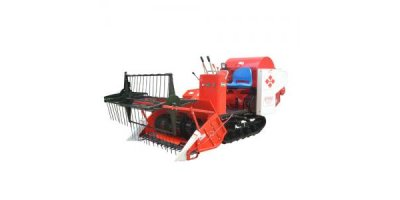 Model 4LZ-1.0 - Mini Combine Harvester