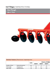 Model ARDP - Disc Plough Brochure