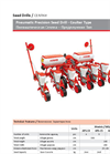 Model APS - Coulter Type Pneumatic Precision Seed Drill Brochure