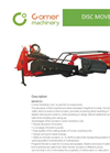 Disc Mover Brochure