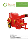 Multi Purpose Thresher Brochure