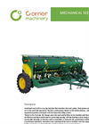 Combined Seed Drill Brochure