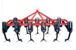 Vertical Spring and Horizontal Spring Cultivator