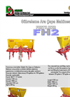 Model PS1 BS - One Row Potato Harvester Machine with Double Band System Brochure