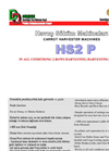 Model HS2 - Two Rows Turnip Carrot Harvester Machine with Complete Pallet System Brochure