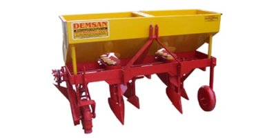 Model PD2  - Manual Two Rows Potato Planter Machine