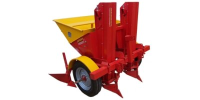 Automatic Two Rows Potato Planter Machine