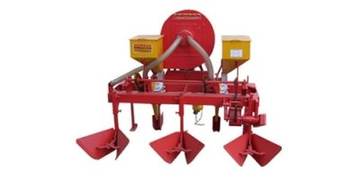Model ME2 - Two Rows Pneumatic Seed Planter Machine