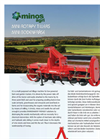 Mechanical Side Shifting Rotary Tiller Brochure
