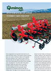 Inter Row Spring Cultivator Brochure