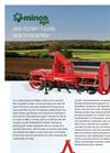 Minos Agri - Mini Rotary Tillers Brochure