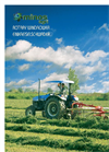 Minos Agri - Rotary Windrower Brochure