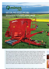 Minos Agri - Vertical Mixer Feeder Brochure