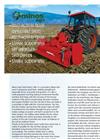 Minos Agri - Rotary Tiller Brochure