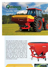 Minos Agri - Twin Disc Fertilizer Spreader Brochure