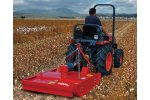 Minos Agri - Mulcher With Horizontal Blades (Rotary Slasher)