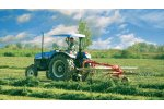 Minos Agri - Rotary Windrower