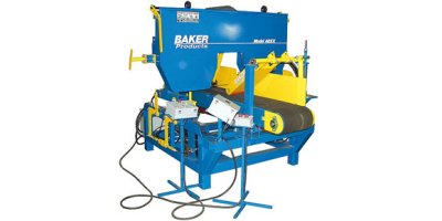 Baker - Model ABXX - Single Head Band Resaw