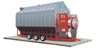 Model CF/AB-Series - Grain Dryers