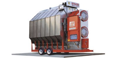 Model CF/SA-Series - Grain Dryers