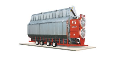 Model CF-M Series - Grain Dryers