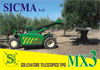 SICMA - MX3 - Agricultural Multiuse Machine Brochure