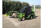 SICMA - Model B411 - 4-Wheel Drive Harvester