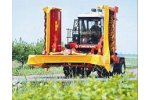 PALESSE  - Model CH90 - Three Section Rotary Mounting Mower Crusher